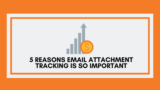 Sales data insight Email attachment tracking service